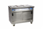 Hot Cupboard Bain Marie Hire